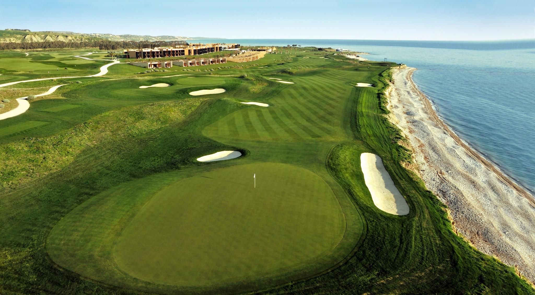 Verdura Resort Golfplatz