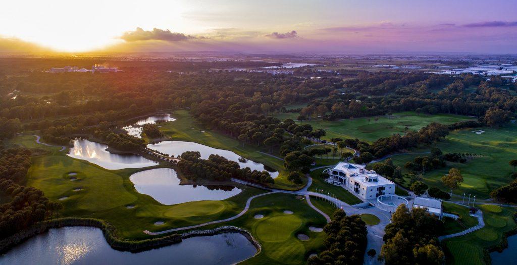 PGA National Turkey Golfplatz