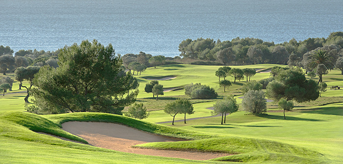 Alcanada Golfplatz