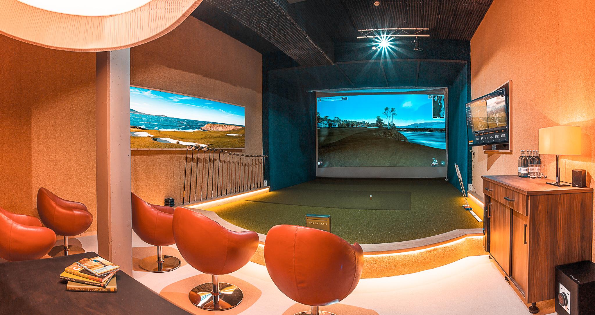 Golf-Lounge